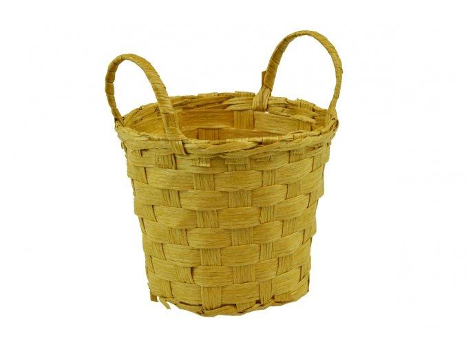 Sada 2 košíčků pískových