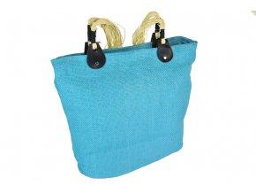 Letní taška tyrkysová