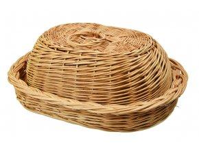 Chlebník oválný