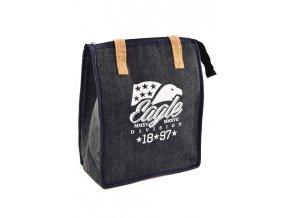 18212 1 lehka modra kabelka pres rameno