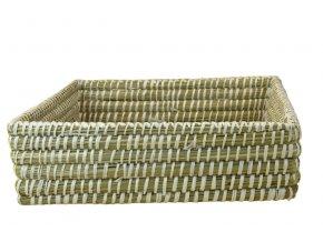 Úložný box z mořské trávy