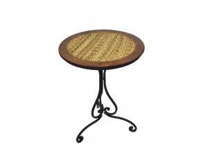 18635 1 stolek kovova trojnozka