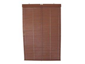 Dřevěná roleta na terasu (Šířka x délka 120x250)