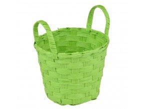 Sada 2 košíčků zelených