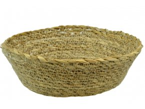 Miska Vingo pleteno z mořské trávy