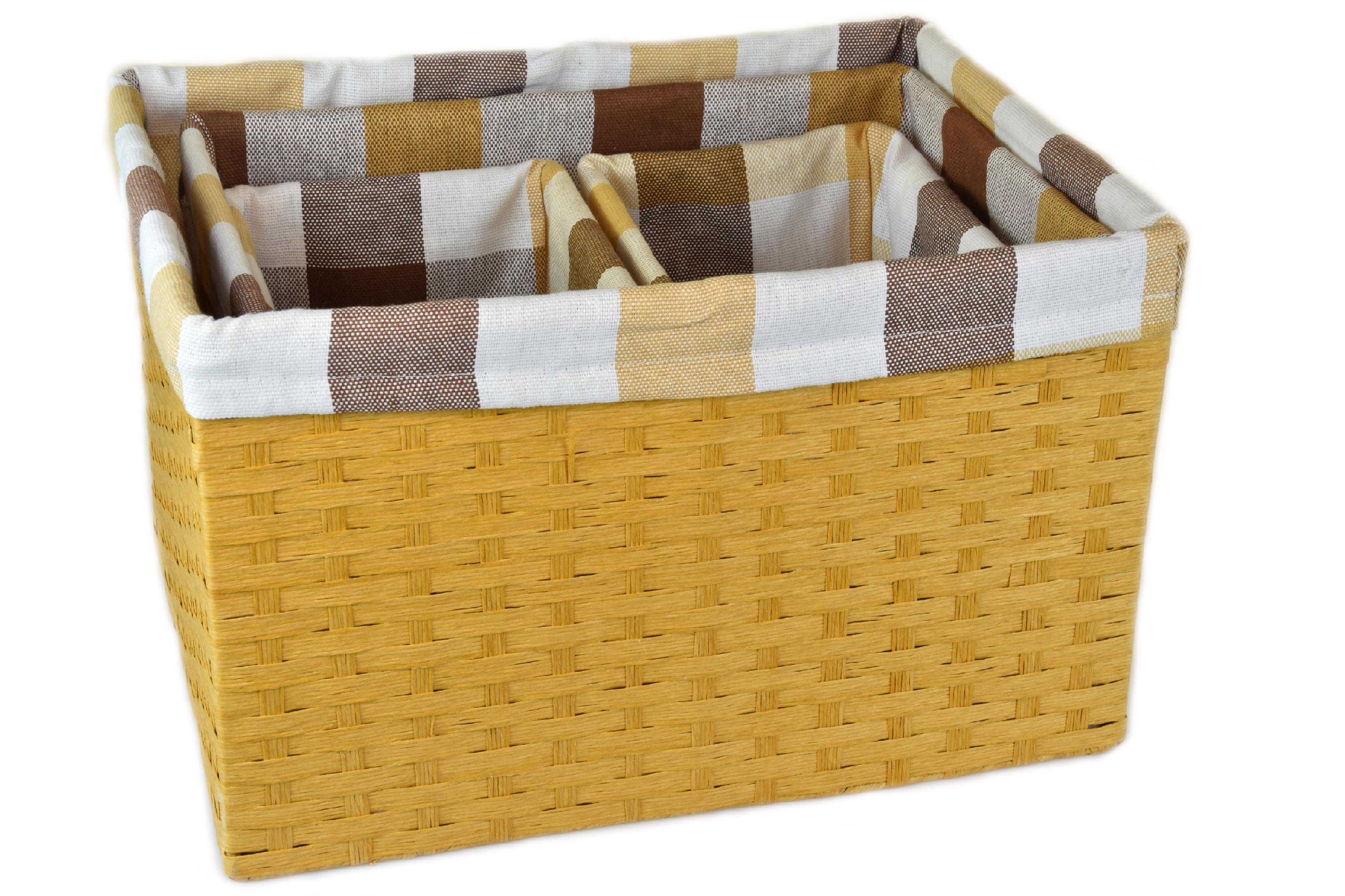 Úložný box pískový rozměry boxu (cm): 30x44, v. 25