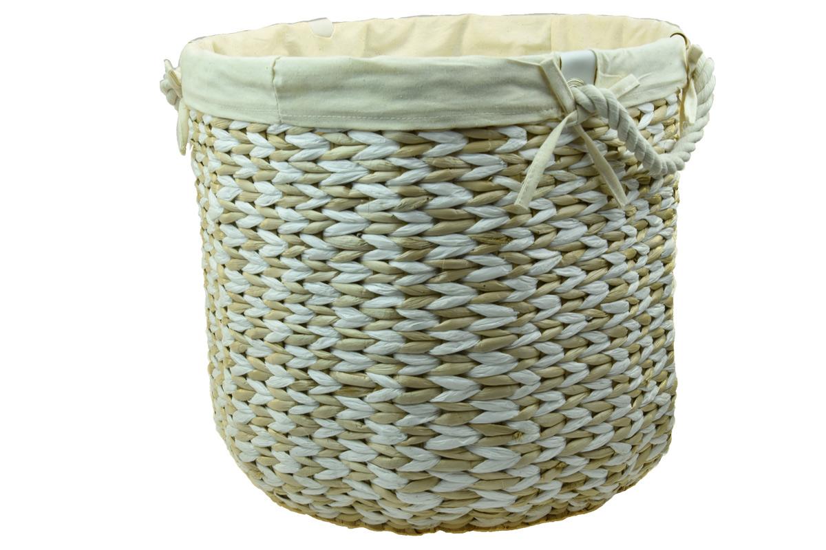 Prádelní koš kulatý Rozměry (cm): sada 34x29|38x36