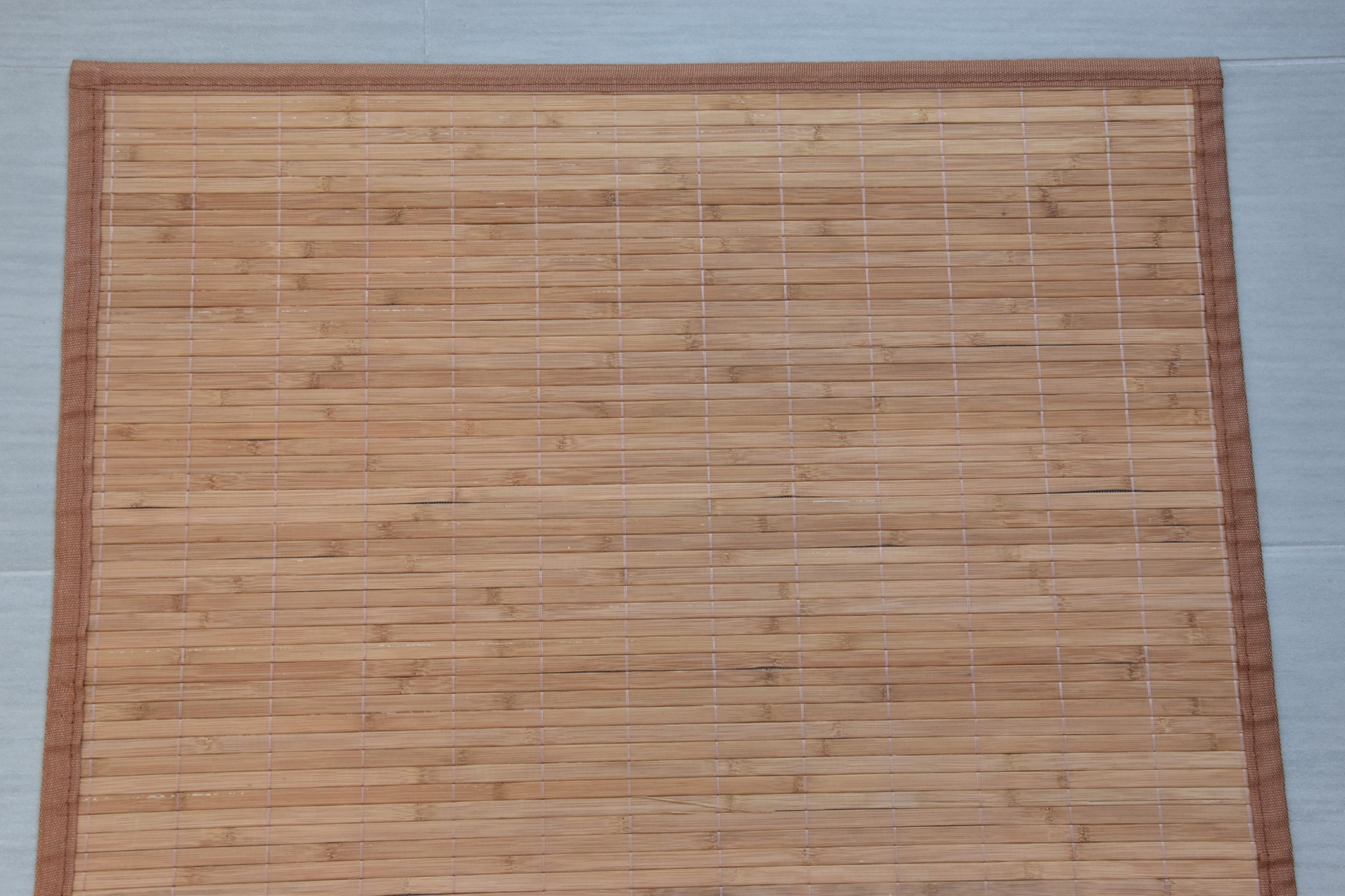 Rohož za postel hnědá Šířka rohože: 70 cm, Délka rohože: 200 cm