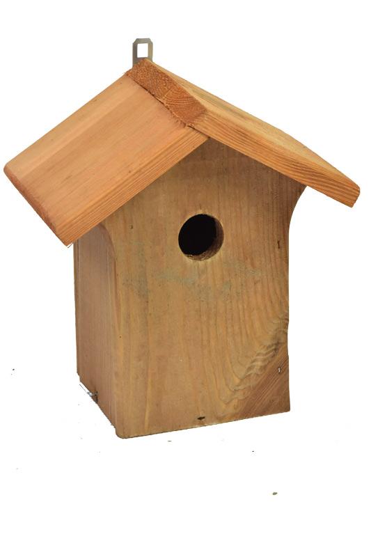 Budka pro ptáky