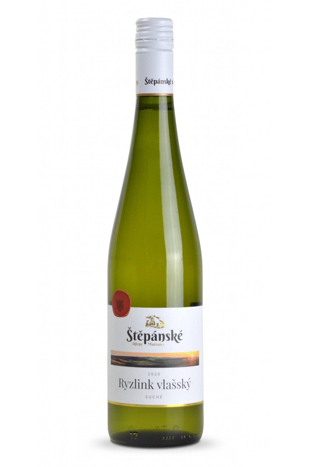 stepanske vino ryzlink vlasky