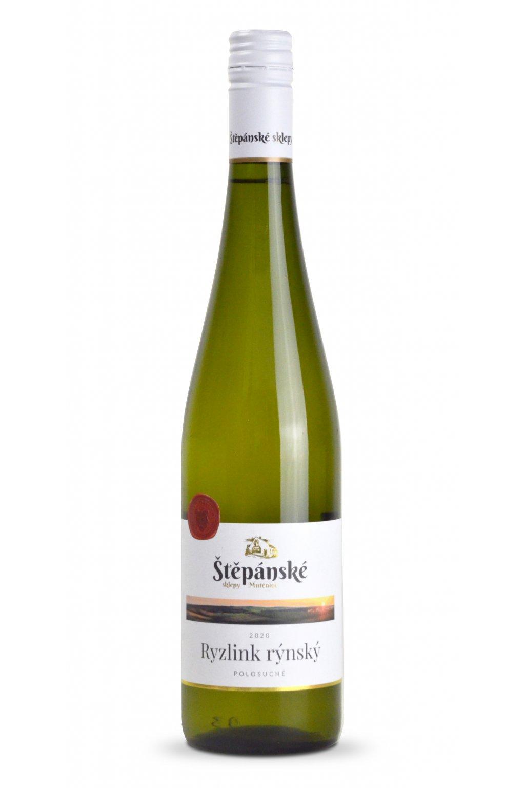 stepanske vino ryzlink rynsky