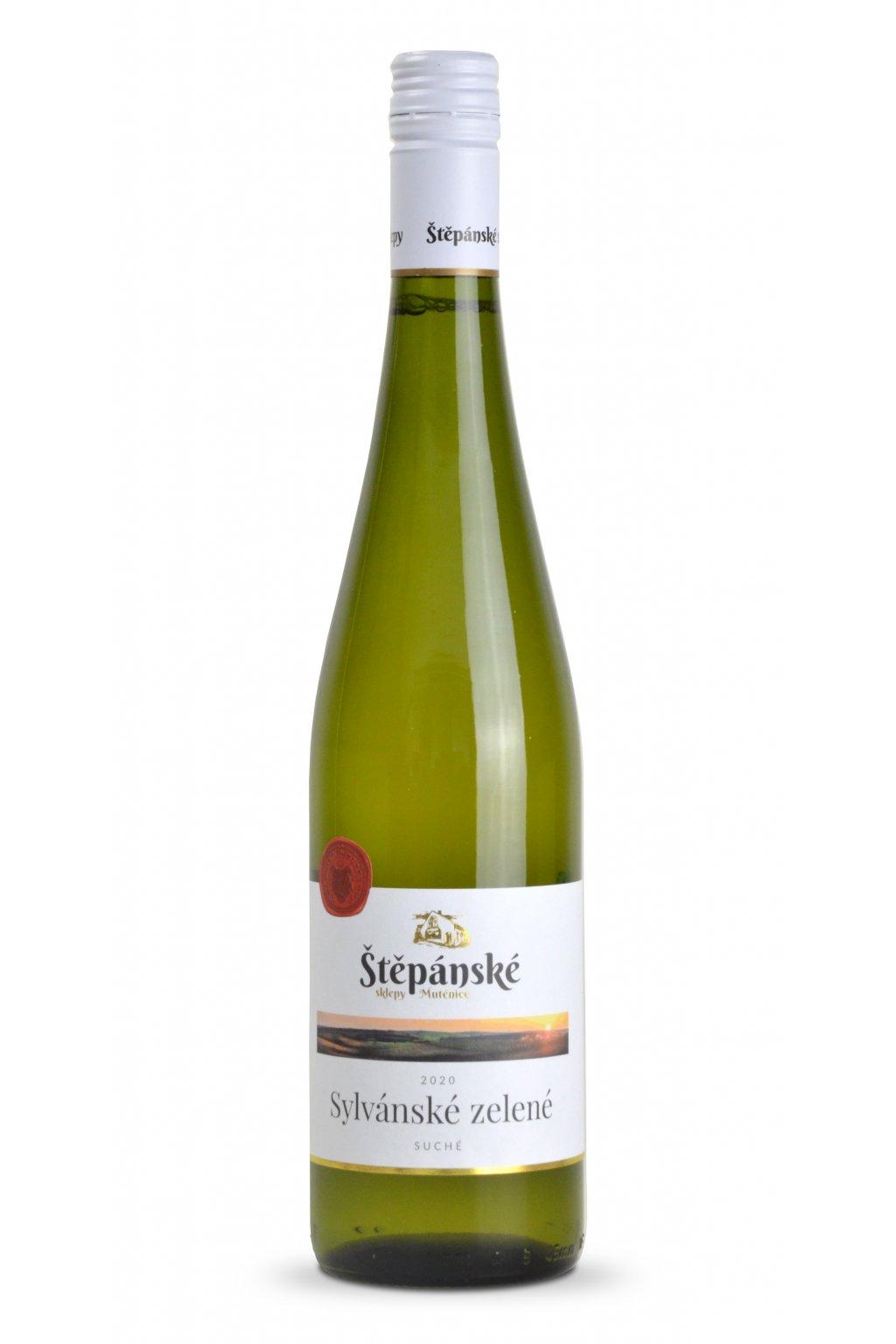 stepanske vino sylvanske zelene
