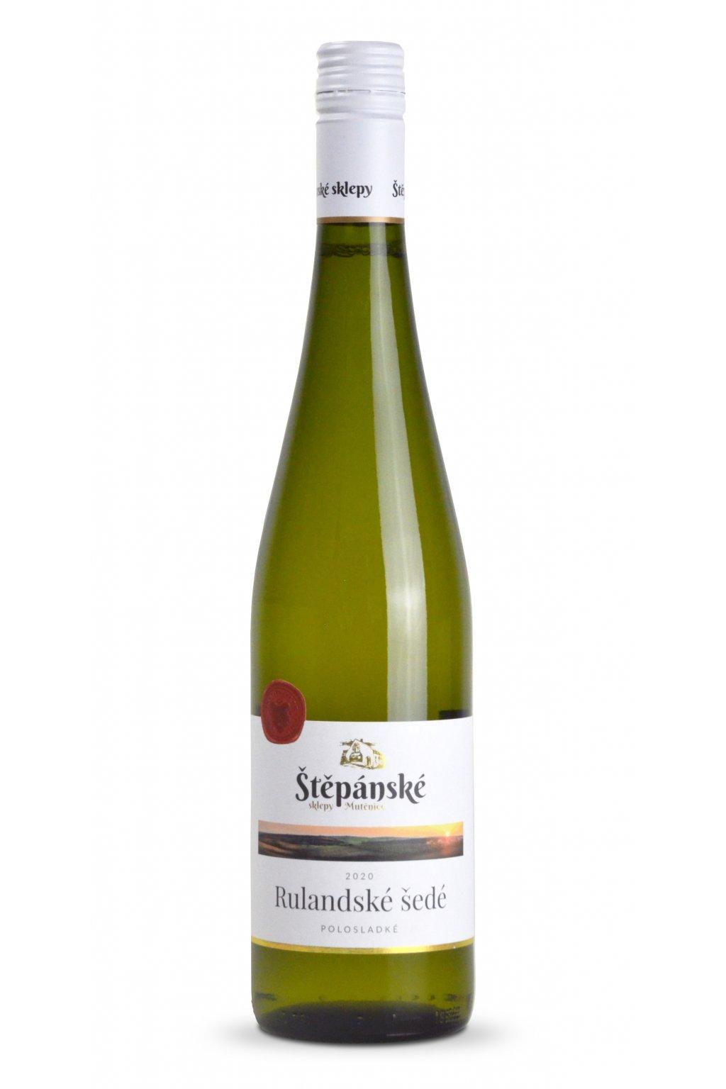stepanske vino rulandske sede