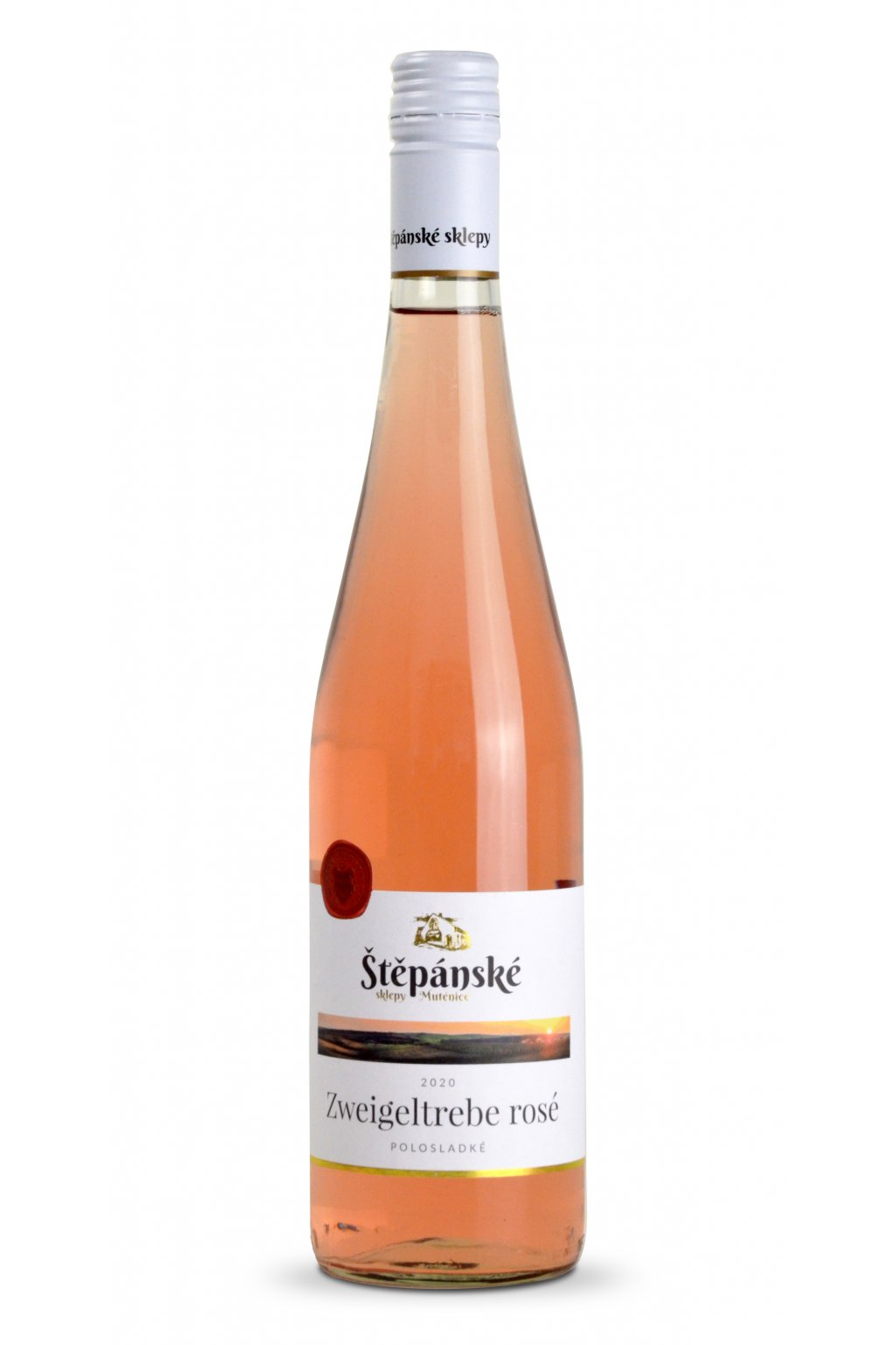 stepanske vino zweigeltrebe rose