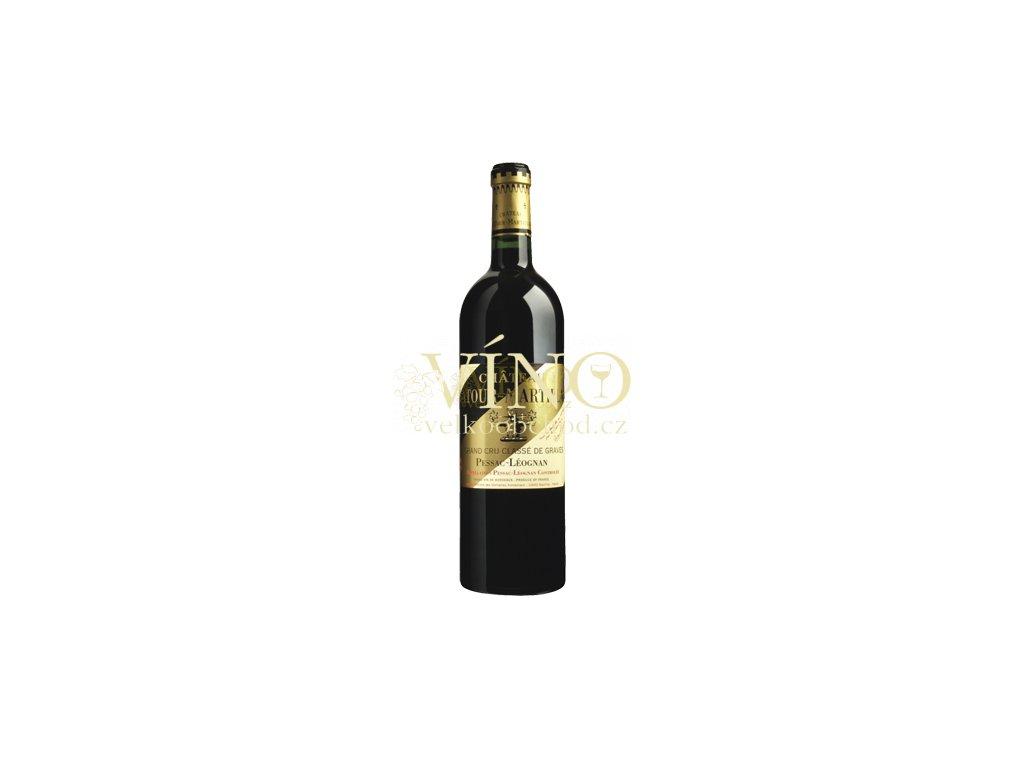 Víno Château Latour-Martillac Grand Cru Classé de Graves Pessac-Léognan 2015