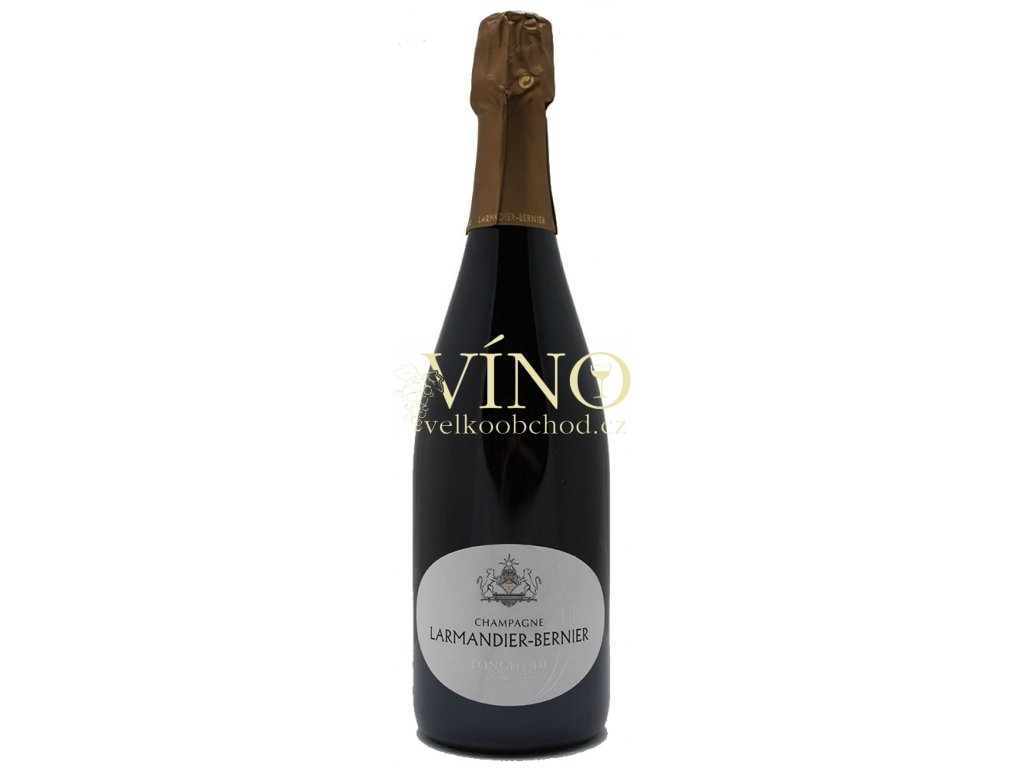 Champagne Larmandier Bernier Longitude 1er Cru Extra Brut 0,75 l francouzské šampaňské