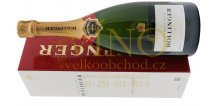 Akce ihned Bollinger Champagne Special Cuvee Brut 0,75 l v giftboxu