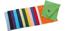 GUEST TOWEL MB420 ručník 30 x 50 cm, tmavě fialová