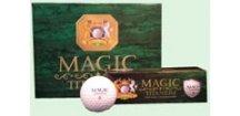 doprodej MAGIC TITANIUM golfový míč 2 plášťový SCANNA
