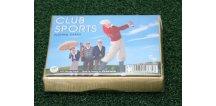 Bridž Sada Club Sports - hrací karty se sportovními motivy