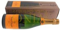 Akce ihned Champagne Veuve Clicquot Ponsardin Brut 0,75 l šampaňské in Naturally dárkové krabičce