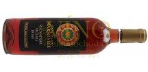 Akce ihned Vinné sklepy Maršovice Rulandské modré Rosé exclusive 2016 zemské 0,75 L sladké růžové víno