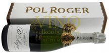 Akce ihned champagne Pol Roger Brut Réserve 0,75 l in giftbox