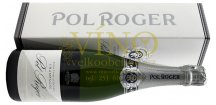 Akce ihned Champagne Pol Roger Pure Brut 0,75 l in giftbox