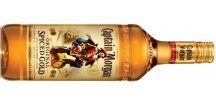 Akce ihned Captain Morgan Spiced Gold 1 L 35% jamajský rum