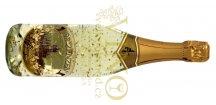 Akce ihned Dr. Zenzen Goldsparkler 11% 0.75 l suché šumivé víno se šupinkami zlata