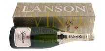 Akce ihned Champagne Lanson Gold Label Brut 0,75 l Vintage 2005 in giftbox