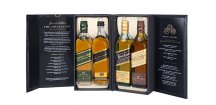 Johnnie Walker Collection Pack 4 x 0,2 skotská whisky dárková kazeta