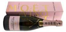 Akce ihned Champagne Moët & Chandon Rosé Impérial Brut 0,75 l in giftbox