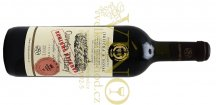 Akce ihned Jedlička & Novák Bořetice Cuvée Tůfary 2011 (CSG+VAV+ Merlot) pozdní sběr 0,75 L suché moravské červené víno Rodinná rezerva