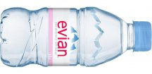Akce ihned Evian 0,33 L PET 330 ml nesycená pramenitá voda