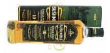 Akce ihned Bushmills Malt 10 Years Old 1 l 40% single malt whisky + tuba