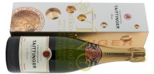 Akce ihned Champagne Taittinger Brut Réserve 0,75 l in giftbox