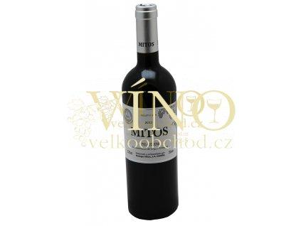 MITOS Tinto Joven červené víno 0,75 L