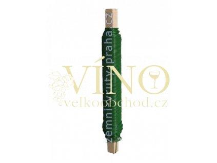Drát vázací 2mm PVC
