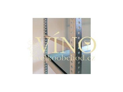 Boční opěra – cena za ks včetně spoj. materiálu  H750