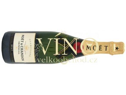 Akce ihned Champagne Moët & Chandon Brut Impérial 0,75 l šampaňské