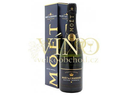 Champagne Moët & Chandon Nectar Impérial Demi-Sec 0,75 l in giftbox