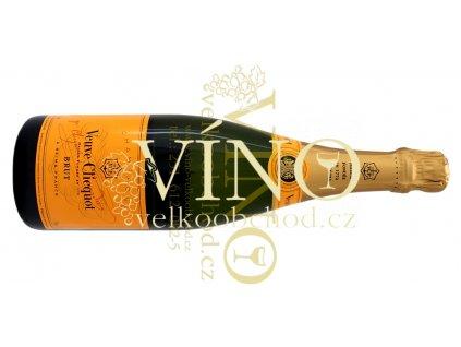 Akce ihned Champagne Veuve Clicquot Ponsardin Brut 0,75 l šampaňské