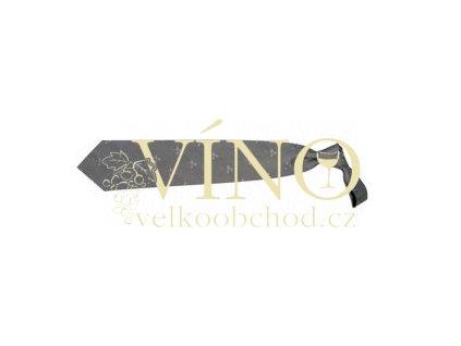 André Philippe kravata hedvábná, barva 09A