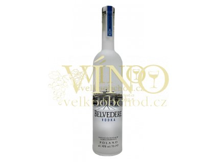 Belvedere Pure 0,7 L 40% vodka