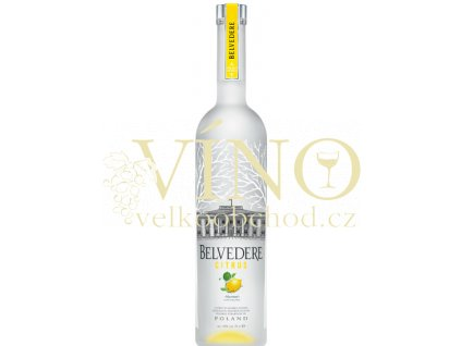 Belvedere Citrus 0,7 L 40% vodka