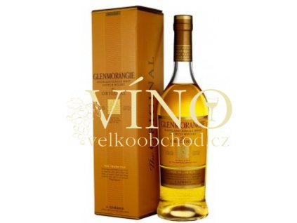 Glenmorangie Original 10 Years Old 0,7 l 40% single malt whisky
