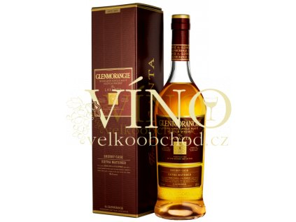Glenmorangie Lasanta 0,7 L 46%, single malt whisky