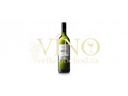 Chateau Bzenec Muller Thurgau jakostní 0,75 L suché bílé víno