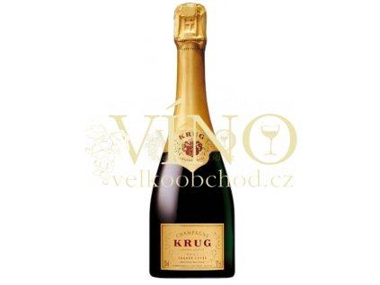 Krug Champagne Grande Cuvee 0,375 l šampaňské